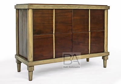 mahogany sideboard with drawers